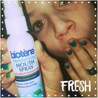 Biotene Moisturizing Mouth Spray Gentle Mint uploaded by Angela W.