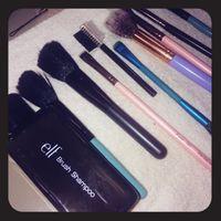 e.l.f Brush Shampoo uploaded by Cassie K.