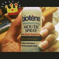 Biotene Moisturizing Mouth Spray Gentle Mint uploaded by Nathena L.