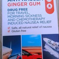 Sea-Band Ginger Gum - 24ct uploaded by Kacey P.