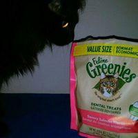 FELINE GREENIES™ Dental Treats Oven Roasted Chicken Flavor uploaded by Shaina V.
