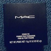 M.A.C Cosmetics Studio Fix Powder Plus Foundation uploaded by LEAR25944 Fabiana D.