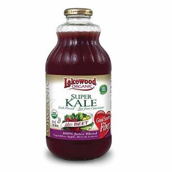 Lakewood Organic - Organic Super Kale Juice Blend - 32 oz.