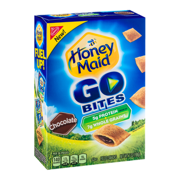 Nabisco Honey Maid Go Bites Chocolate