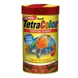 Tetra Tetracolor Tropical Flakes Fish Food