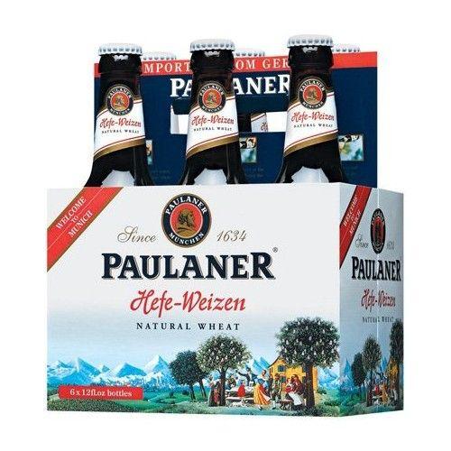 Paulaner Hefe Weizen Beer