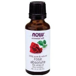 NOW Foods - Rose Absolute 5 Blend Oil - 1 oz.