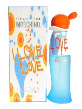 I Love Love For Women. Eau De Toilette Spray 1 Ounces
