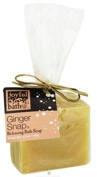 Joyful Bath Ginger Snap Releasing Bath Soap