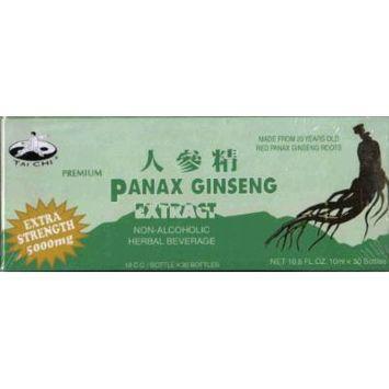 Tai Chi Panax Ginseng Extract Non-Alcoholic 5000 mg