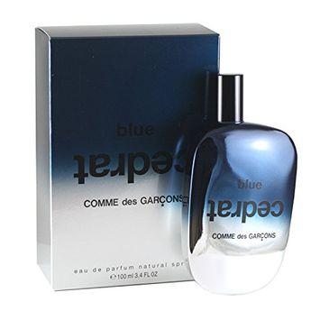 Blue Cedrat For Men Eau De Parfum Spray 3.4 Oz / 100 Ml By Comme Des Garcons