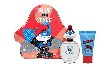 First American Brands Smurfs 3D Papa Perfume for Children