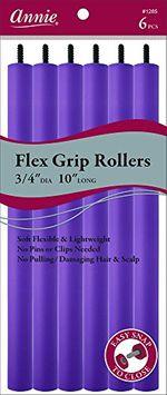 Annie Flex Grip Hair Rollers