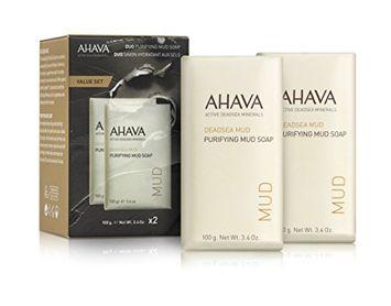 AHAVA Purifying Mud Soap Duo Set