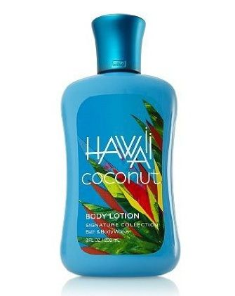 Bath & Body Works® Hawaii Coconut Body Lotion