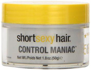 Sexy Hair Concepts Short Sexy Hair Control Maniac Styling Wax 1.8oz