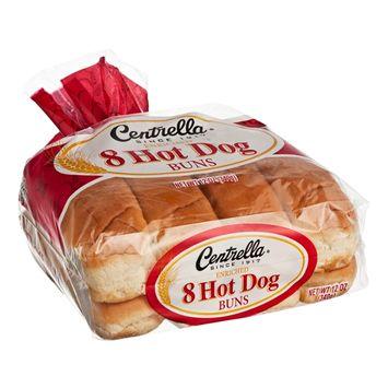 Centrella Hot Dog Buns - 8 CT