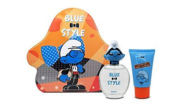 First American Brands Smurfs 3D Brainy Perfume for Children