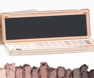 The Lano Company Pure Cosmetics Eyeshadow Palette