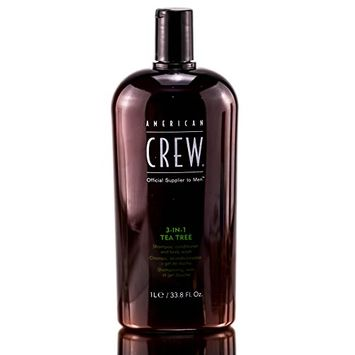 American Crew 3-In-1 Shampoo Conditioner & Bodywash