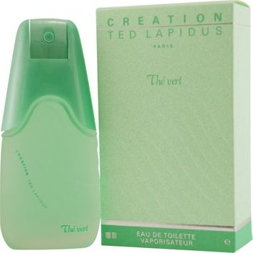 Creation The Vert by Ted Lapidus 100ml 3.3oz EDT Spray