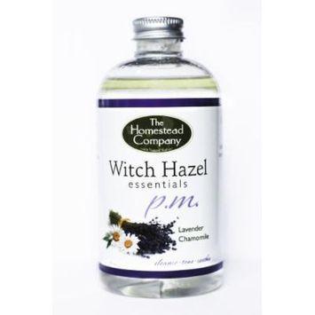 Witch Hazel PM (Lavender/Chamomile) Bundle: Witch Hazel PM + Facial Cleansing Cotton Pads (100 pack)