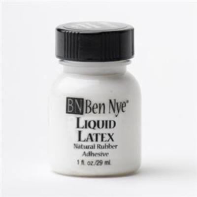 Ben Nye Clear Latex Adhesive LR-1 (1 oz)