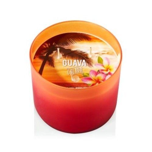 Bath & Body Works® Guava Colada 3-Wick Candle