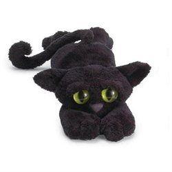 Manhattan Toy Lanky Cats - Ziggy, Black - 1 ct.