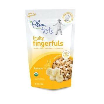 Plum Organics Fruity Fingerfuls Banana
