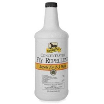 Absorbine Concentrated Fly Repellant Bottle, 32 oz.