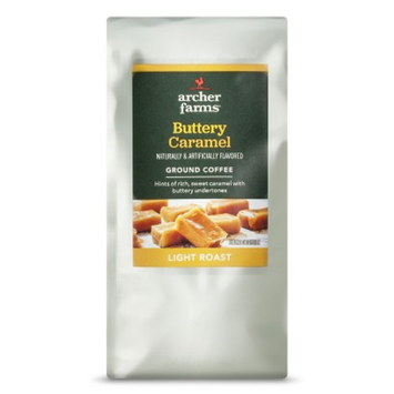 Archer Farms 12-oz. Ground Coffee - Buttery Caramel