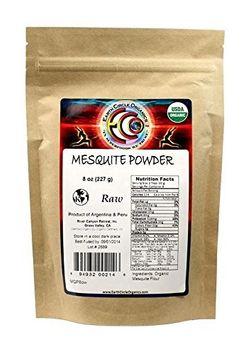 Earth Circle Organics Mesquite Powder 8 Oz.