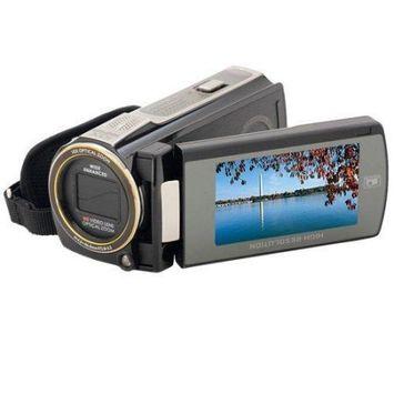 Polaroid Id940-blk 12.0 Megapixel Digital Video Camcorder
