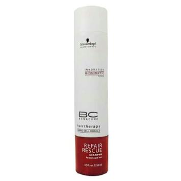 Schwarzkopf Professional BC Hairtherapy Repair Rescue Shampoo