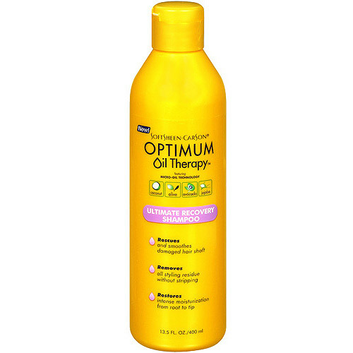 Optimum Care Softsheen-Carson  Oil Therapy Ultimate Recovery Shampoo