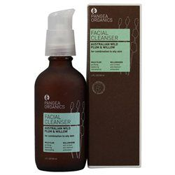 Pangea Organics Facial Cleanser - Australian Wild Plum & Willow