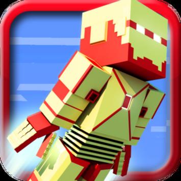 Patyi Kati Block Iron Robot 3D (original)