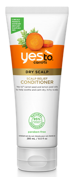 Yes To Carrots Scalp Relief Conditioner