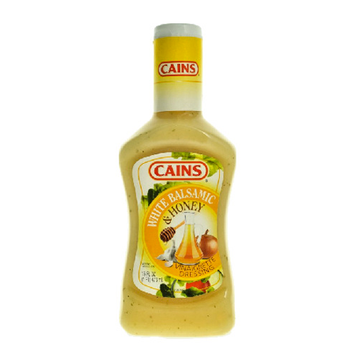 Cains® White Balsamic & Honey Vinaigrette Dressing