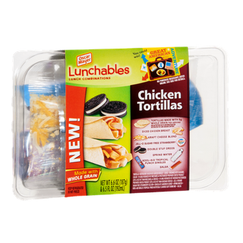 Oscar Mayer Lunchables Chicken Tortillas