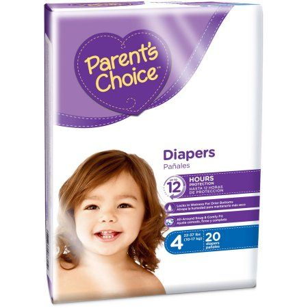 Parents Choice Parent's Choice Baby Diapers (Choose Your Size)