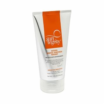 Suntegrity Skincare Natural Mineral Sunscreen for Body, SPF 30, 5 fl oz