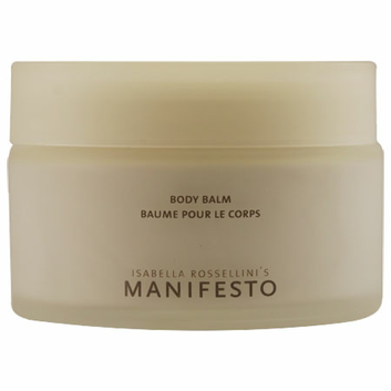 Isabella Rossellini Manifesto Rossellini Body Balm