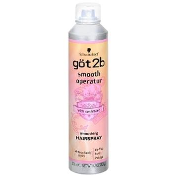 göt2b® Smooth Operator Smoothing Hairspray