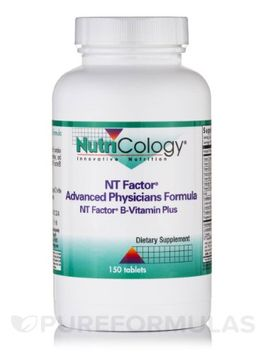 Nutricology/allergy Research Nutricology - NT Factor Advanced Physicians Formula - 150 Tablets
