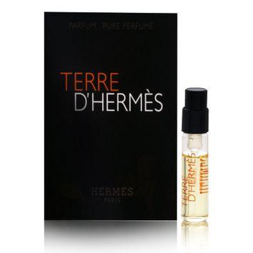 Terre D'Hermes by Hermes for Men Pure Perfume Vial Spray