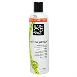 Elasta QP Feels Like Silk 12-ounce Liquid Styling Gel