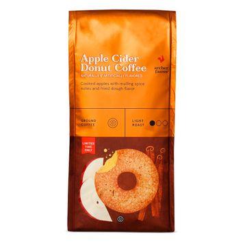 Apple Cider Donut Ground Coffee 12oz - Archer Farms