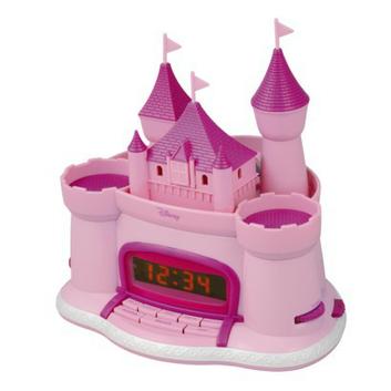Disney Princess Alarm Clock Radio